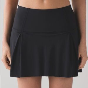 Lululemon Lost in Pace Skirt Tall / Hugged NEW NWT